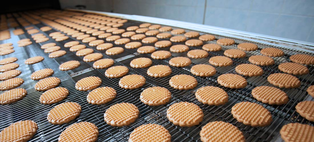 Schwingtechnik in der Lebensmittelindustrie